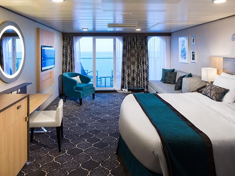 Symphony Of The Seas Deck 12 Deck Plan Tour