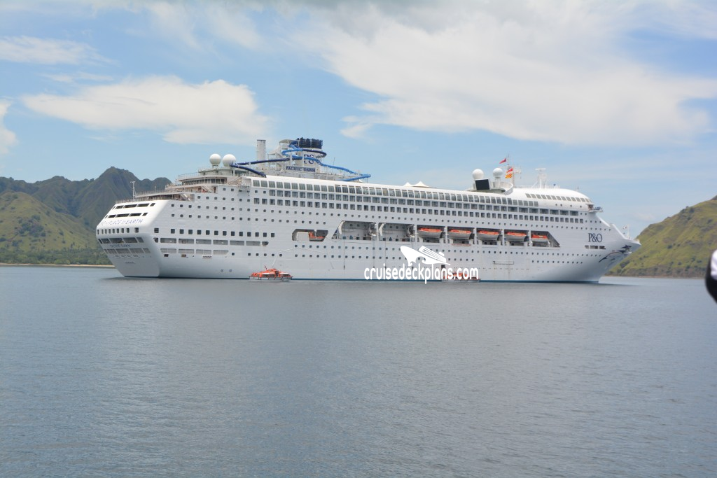 Pacific Dawn Exterior Picture
