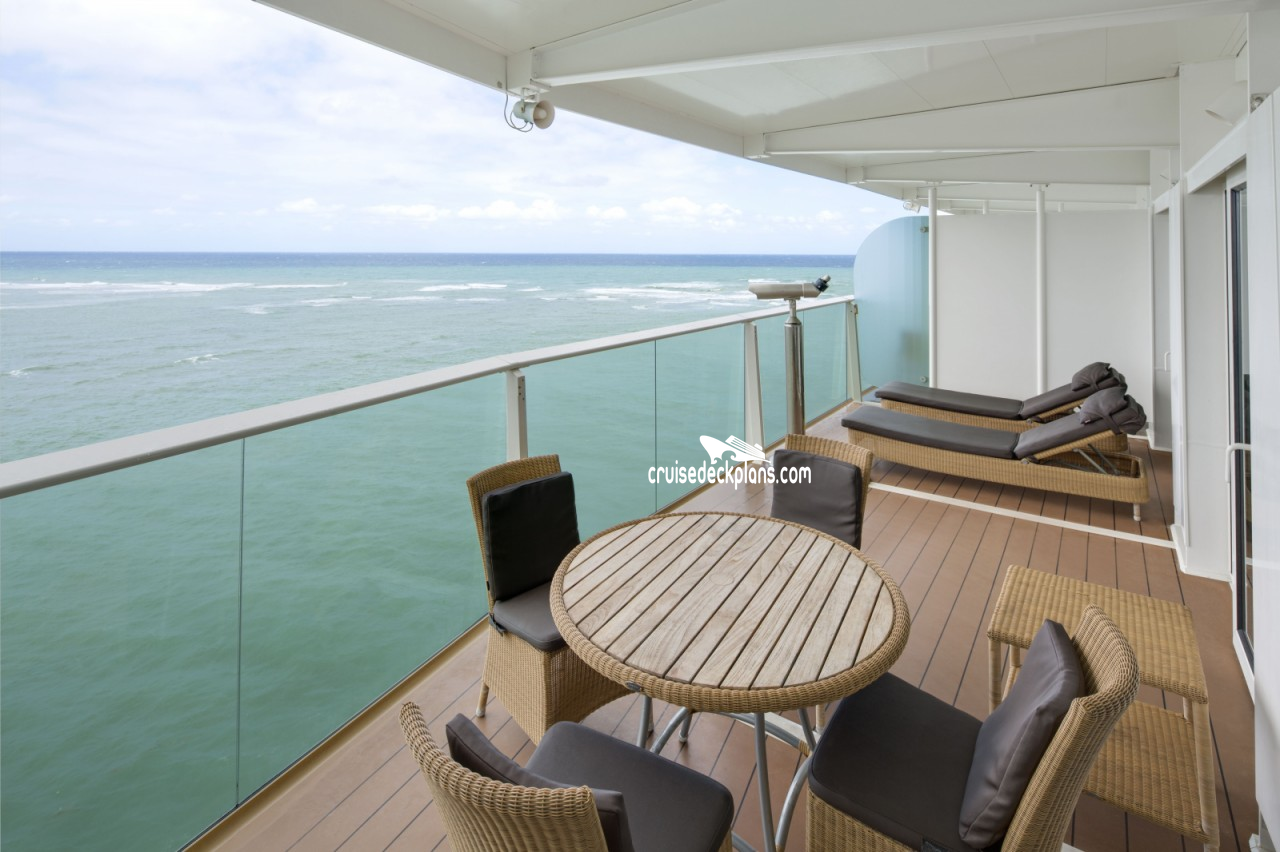 Allure Of The Seas Grand Suite 2 Bedroom Stateroom