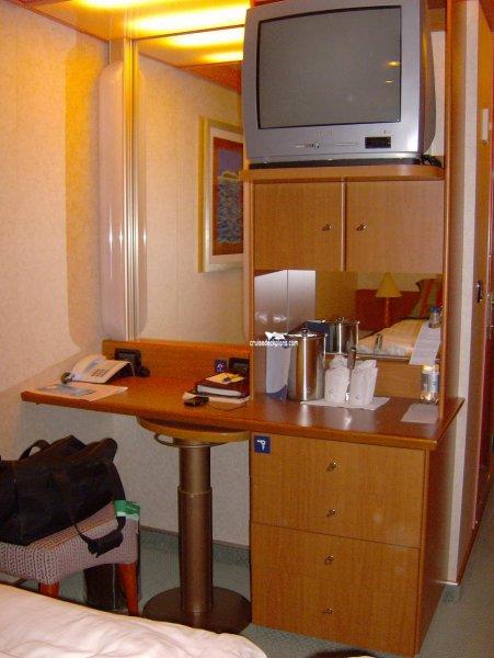 Costa Concordia Class Interior