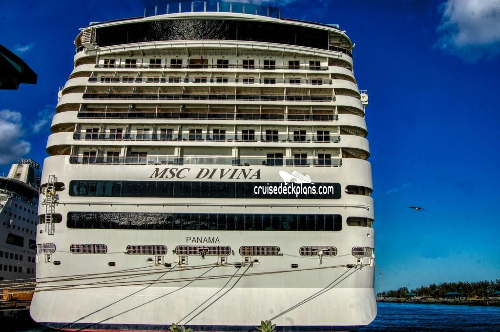 Msc divina deck 13 deck plan tour for Msc divina immagini