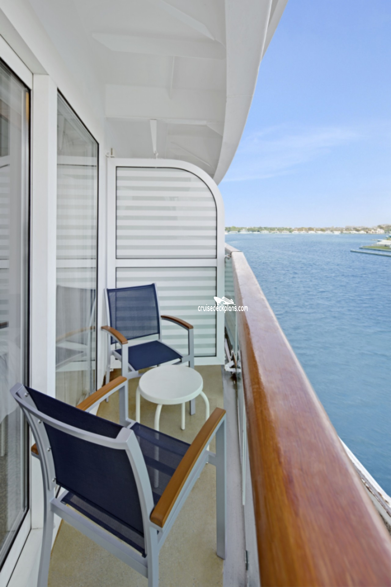 Cabin 9074 with balcony liberty of seas royal caribbean for Balcony meaning