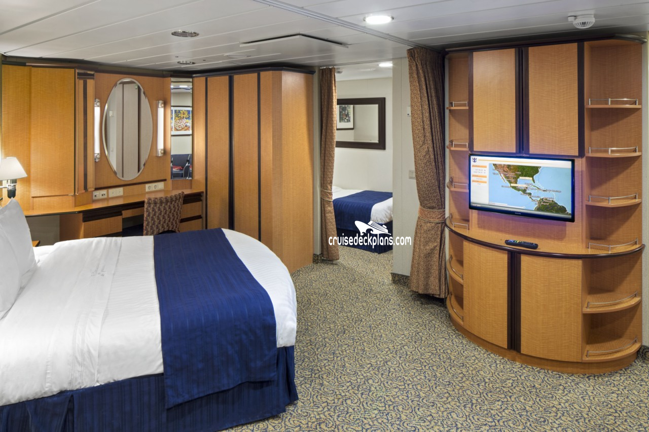 brilliance of the seas family oceanview details