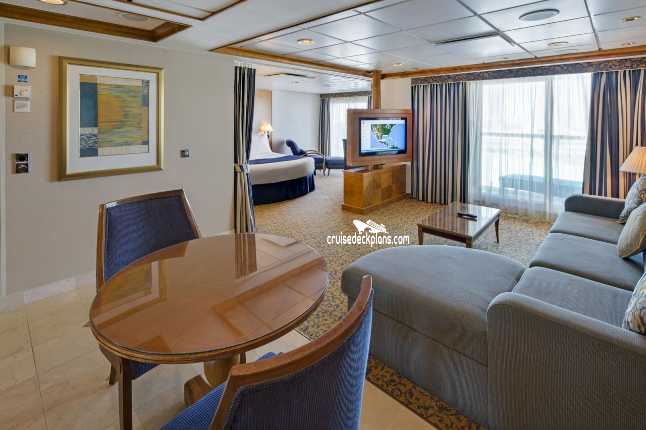 Brilliance Of The Seas Owners Suite Details