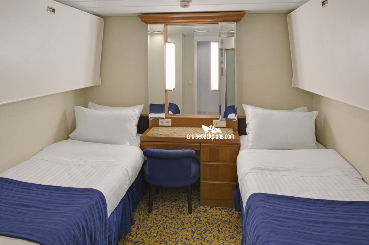 Brilliance Of The Seas Grand Suite 2 Bedroom Category