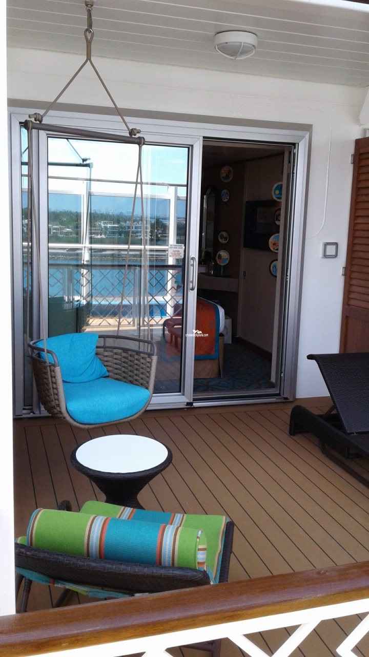 Carnival Vista Havana Cabana Category