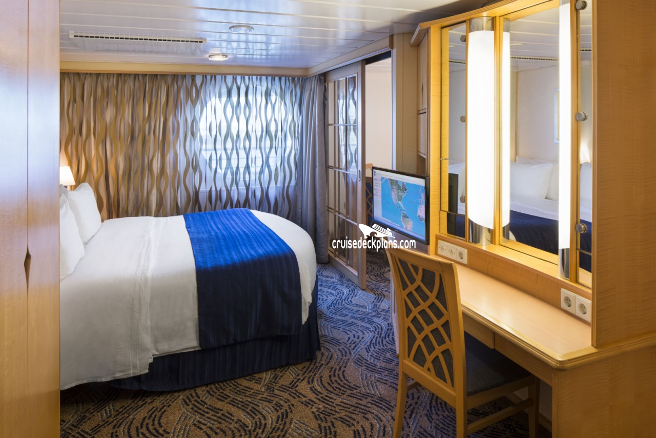 Navigator Of The Seas Grand Suite 2 Bedroom Category