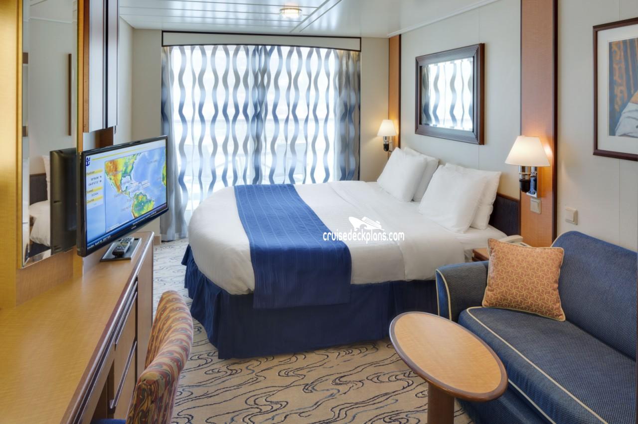 Jewel of the seas balcony category for Balcony stateroom