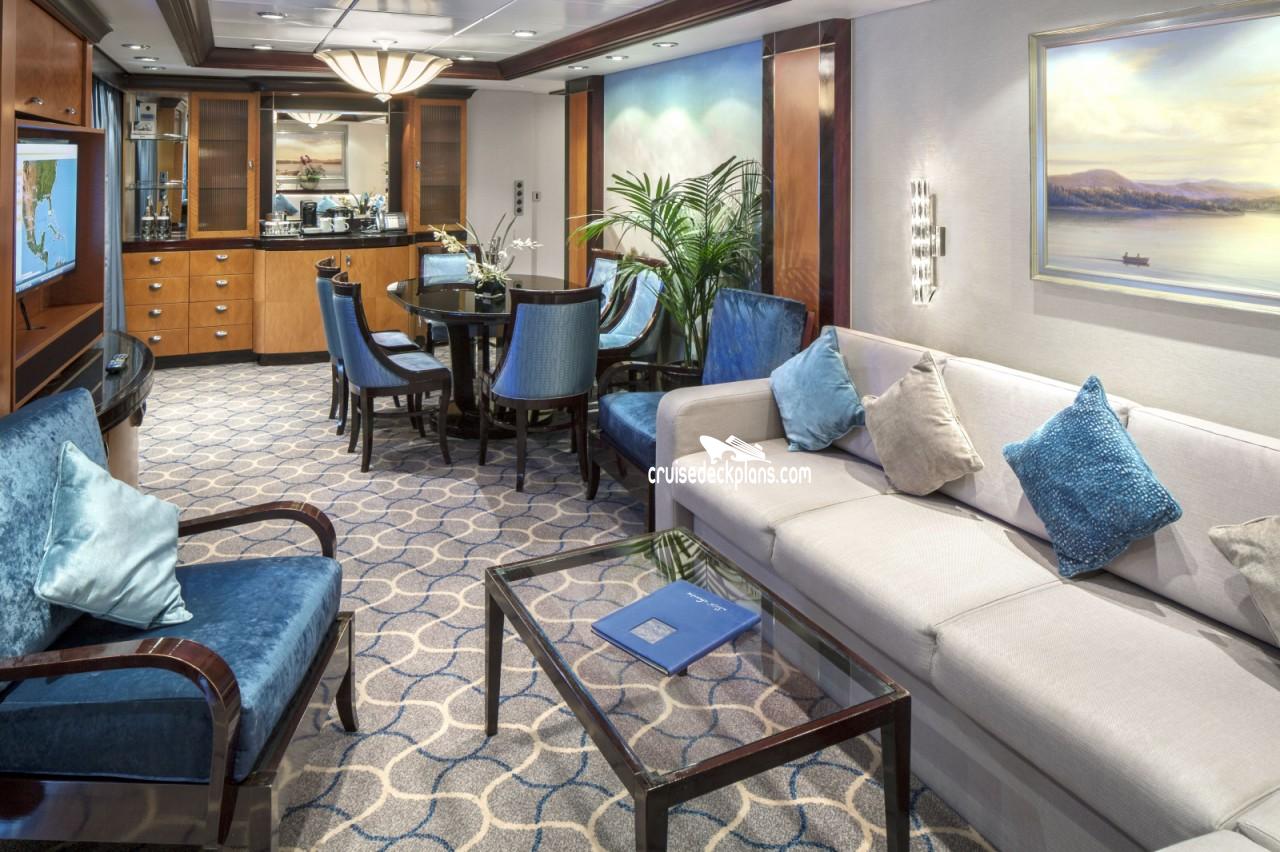 Liberty Of The Seas Villa Suite