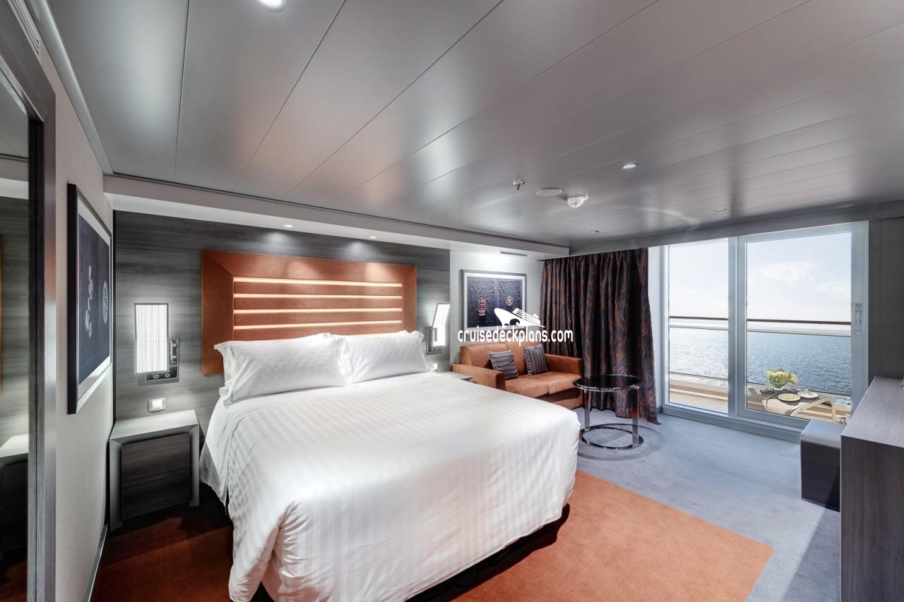 Msc Meraviglia Deck Plans Cabin Diagrams Pictures
