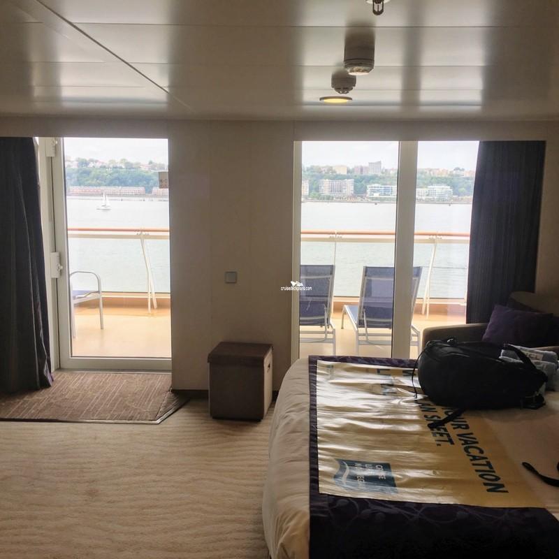 Norwegian Breakaway Mini Suite Details