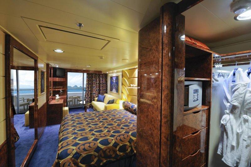 Msc Fantasia Meraviglia Deck Plan Tour