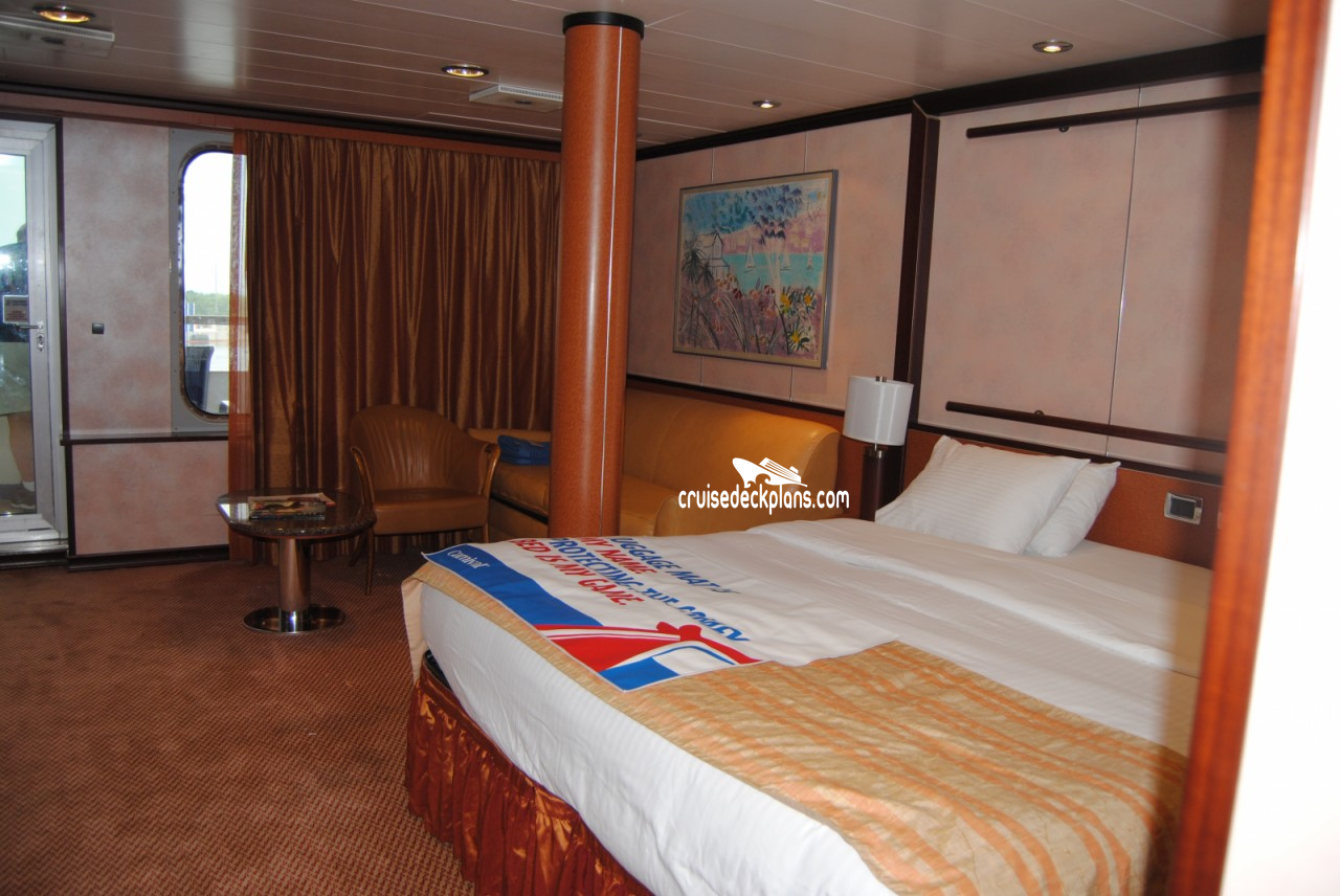 Carnival Fantasy Grand Suite Category