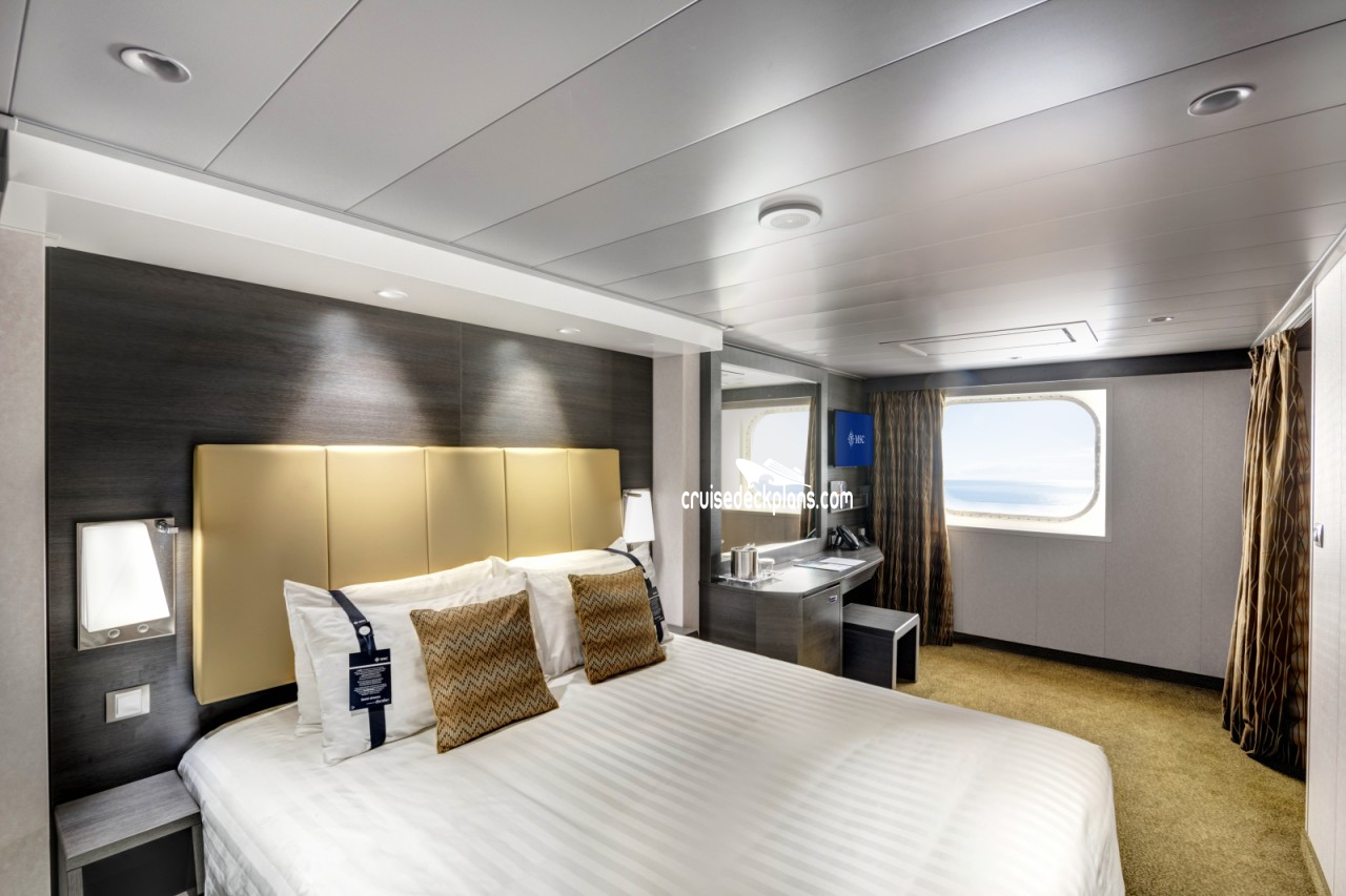 Msc Meraviglia Family Oceanview Category
