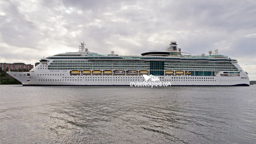 Serenade of the Seas Exterior Picture