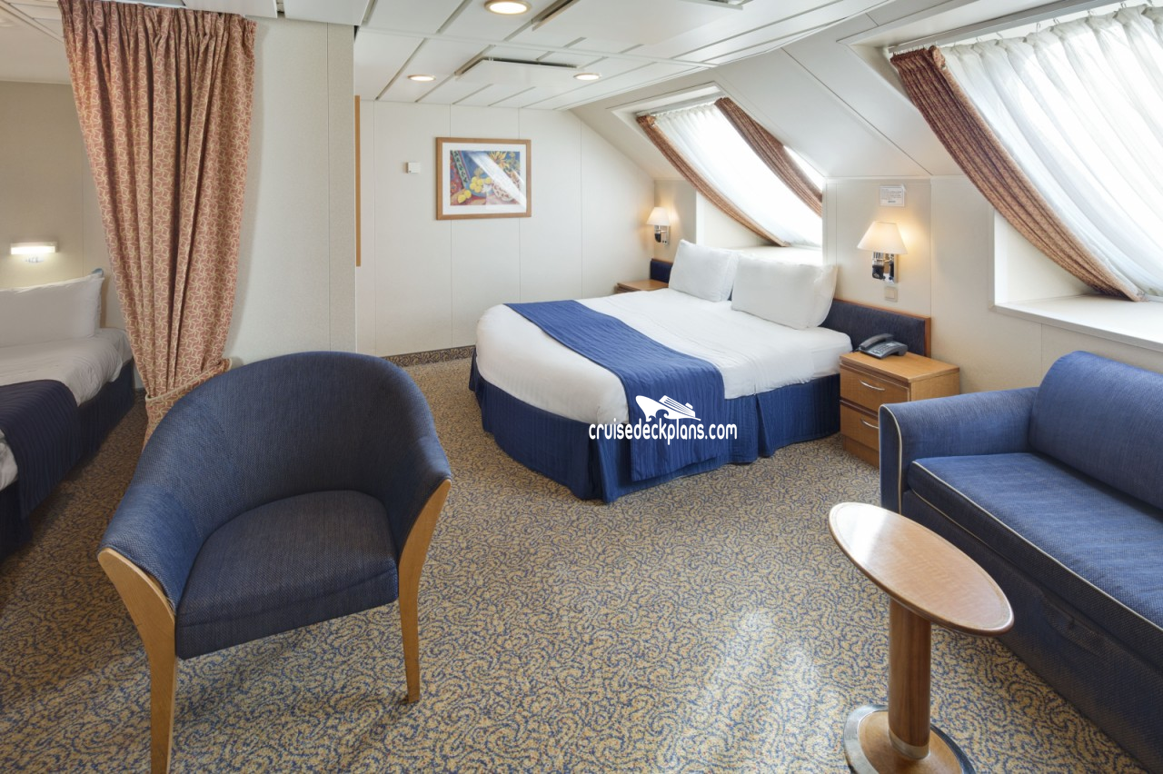 Radiance Of The Seas Family Oceanview Details