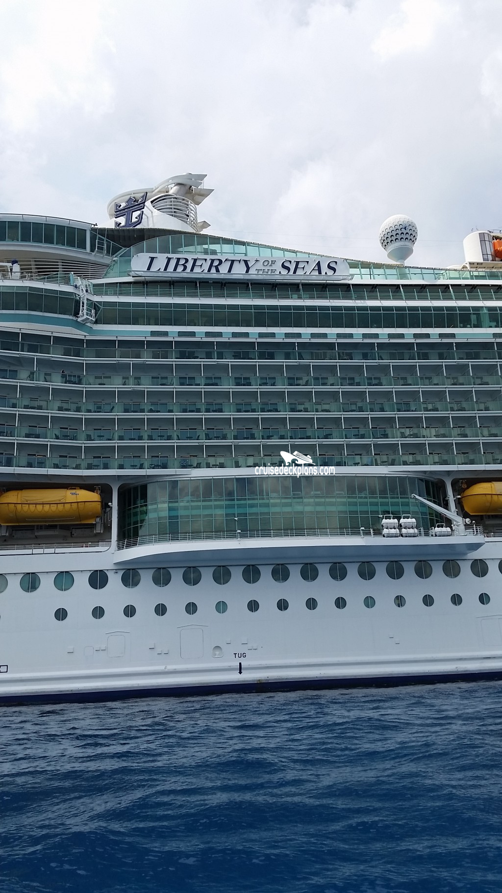 Liberty Of The Seas Deck 8 Deck Plan Tour
