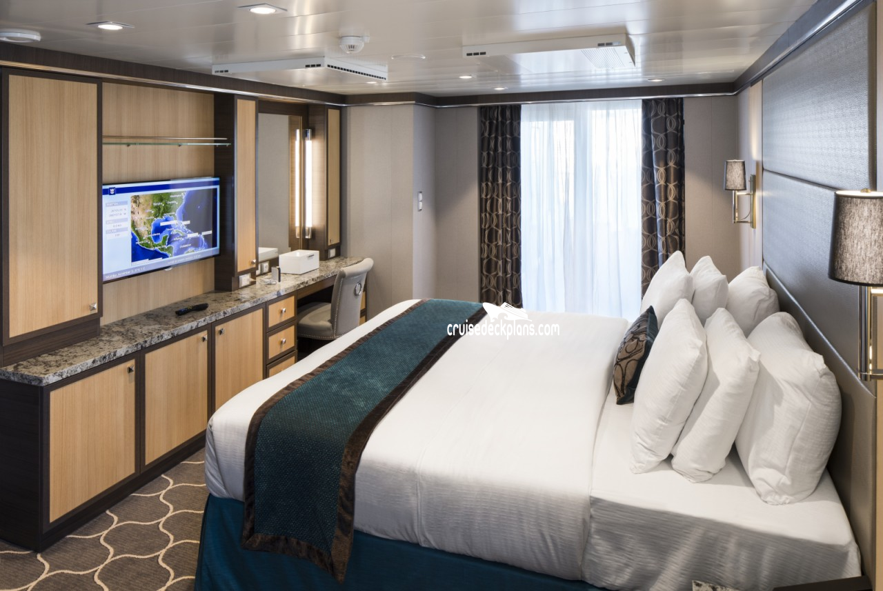 Harmony Of The Seas Aqua Theater Suite 2 Bedroom Category