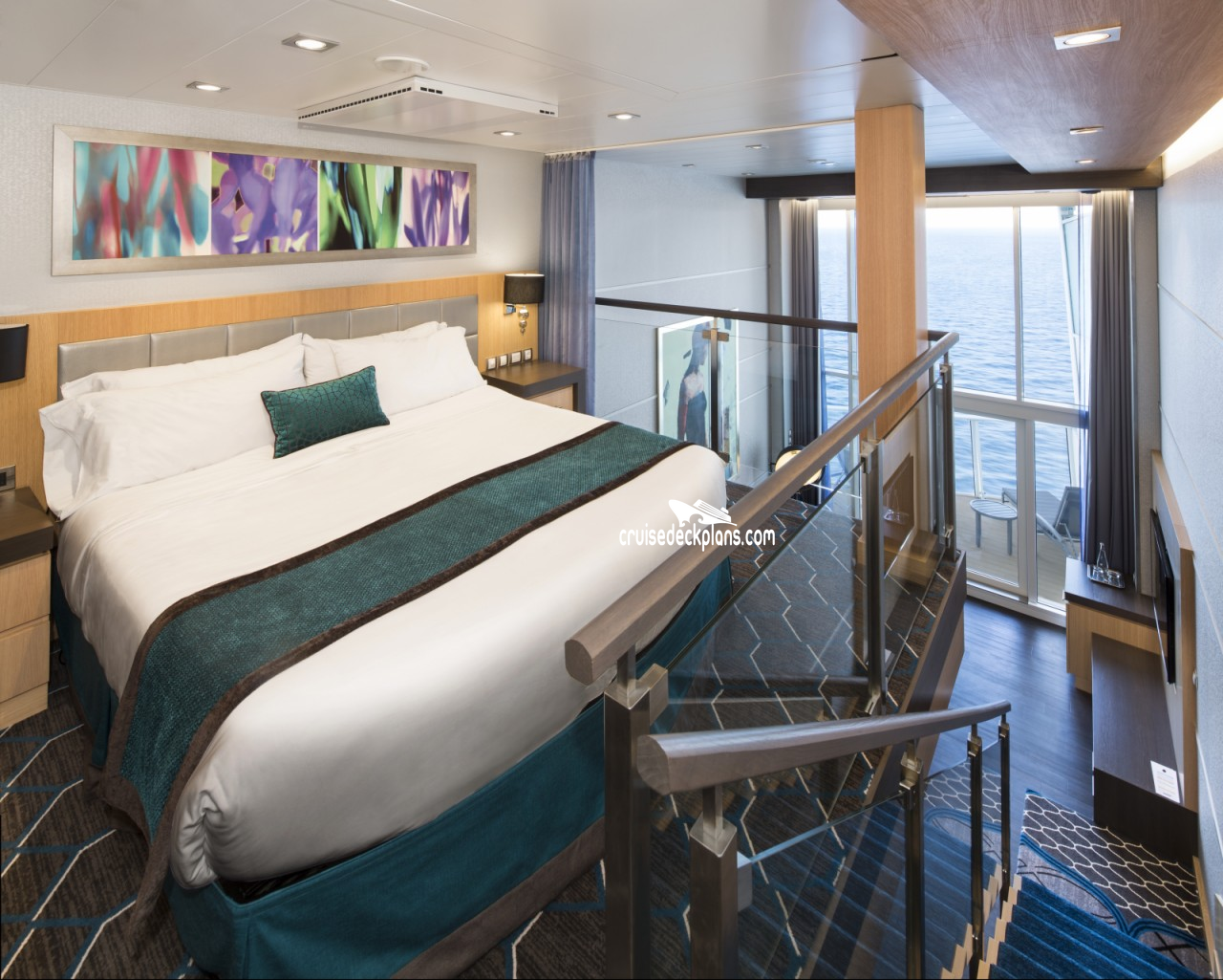 Harmony Of The Seas Deck Plans Diagrams Pictures Video