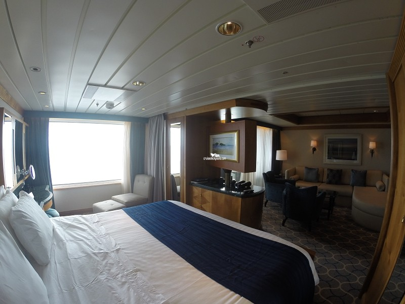 Voyager Of The Seas Owners Suite Details