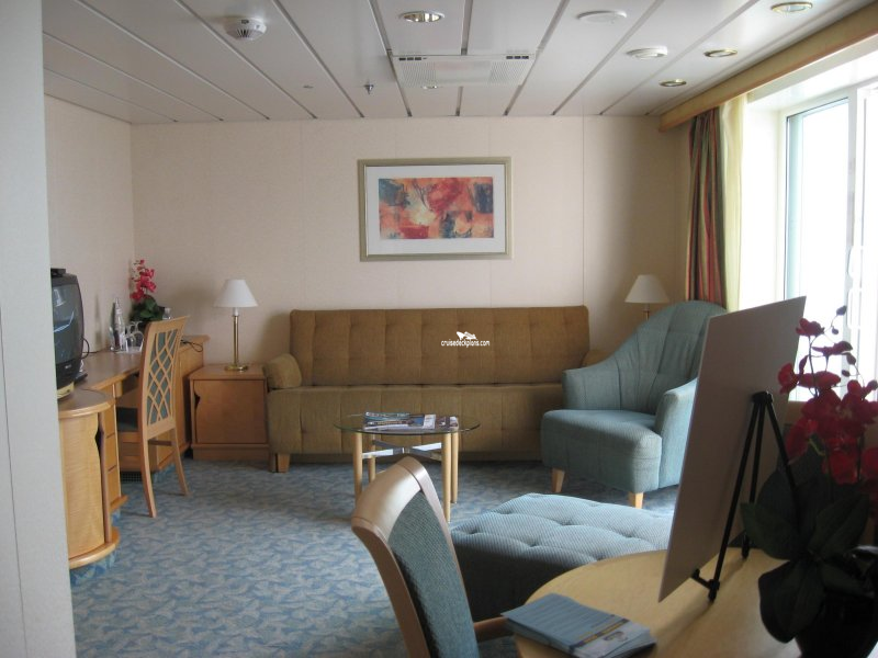 Mariner Of The Seas Grand Suite 2 Bedroom Stateroom