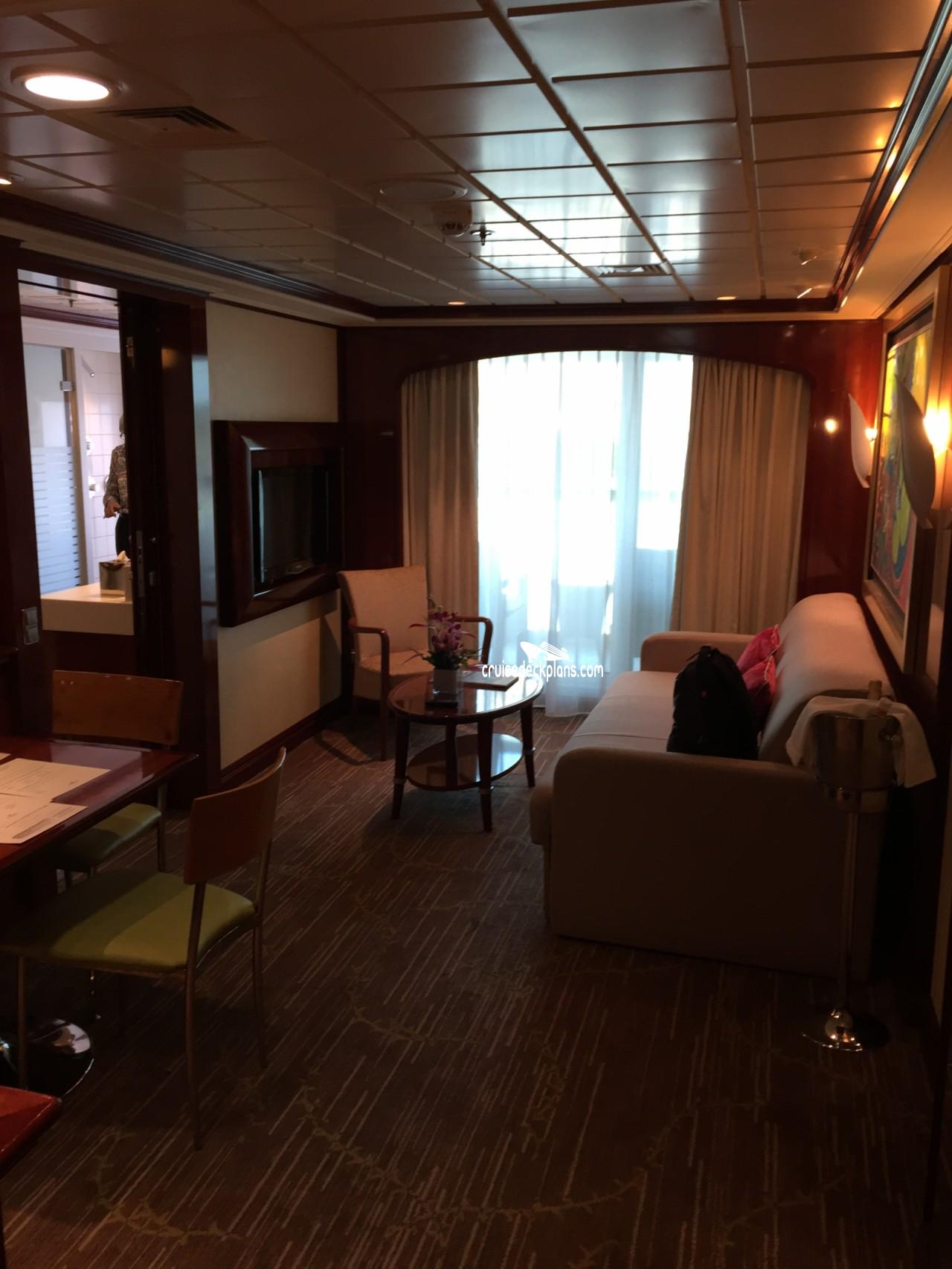 2 Bedroom Suite Mandalay Bay: Norwegian Jewel 2 Bedroom Family Suite Stateroom