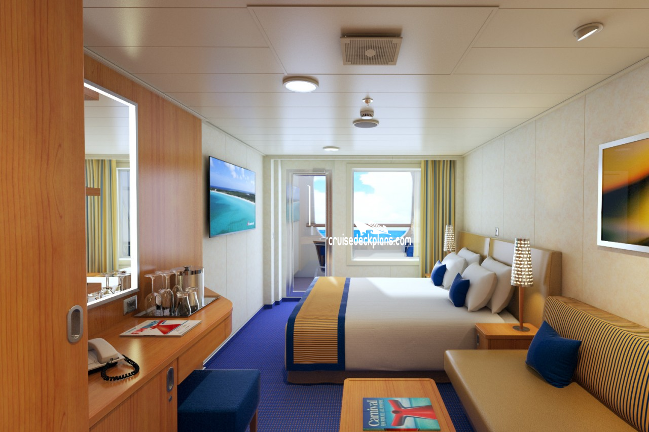 Cove Balcony Carnival Horizon Image Balcony And Attic