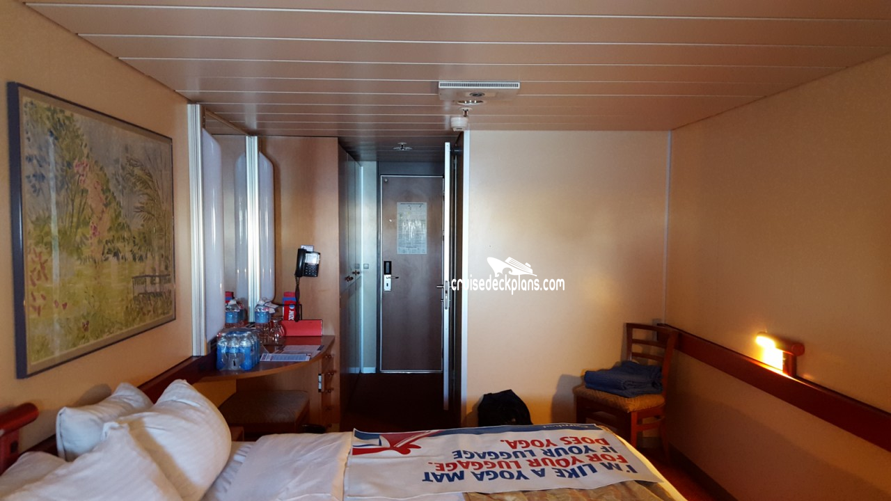 Carnival Fantasy Interior Room Pictures