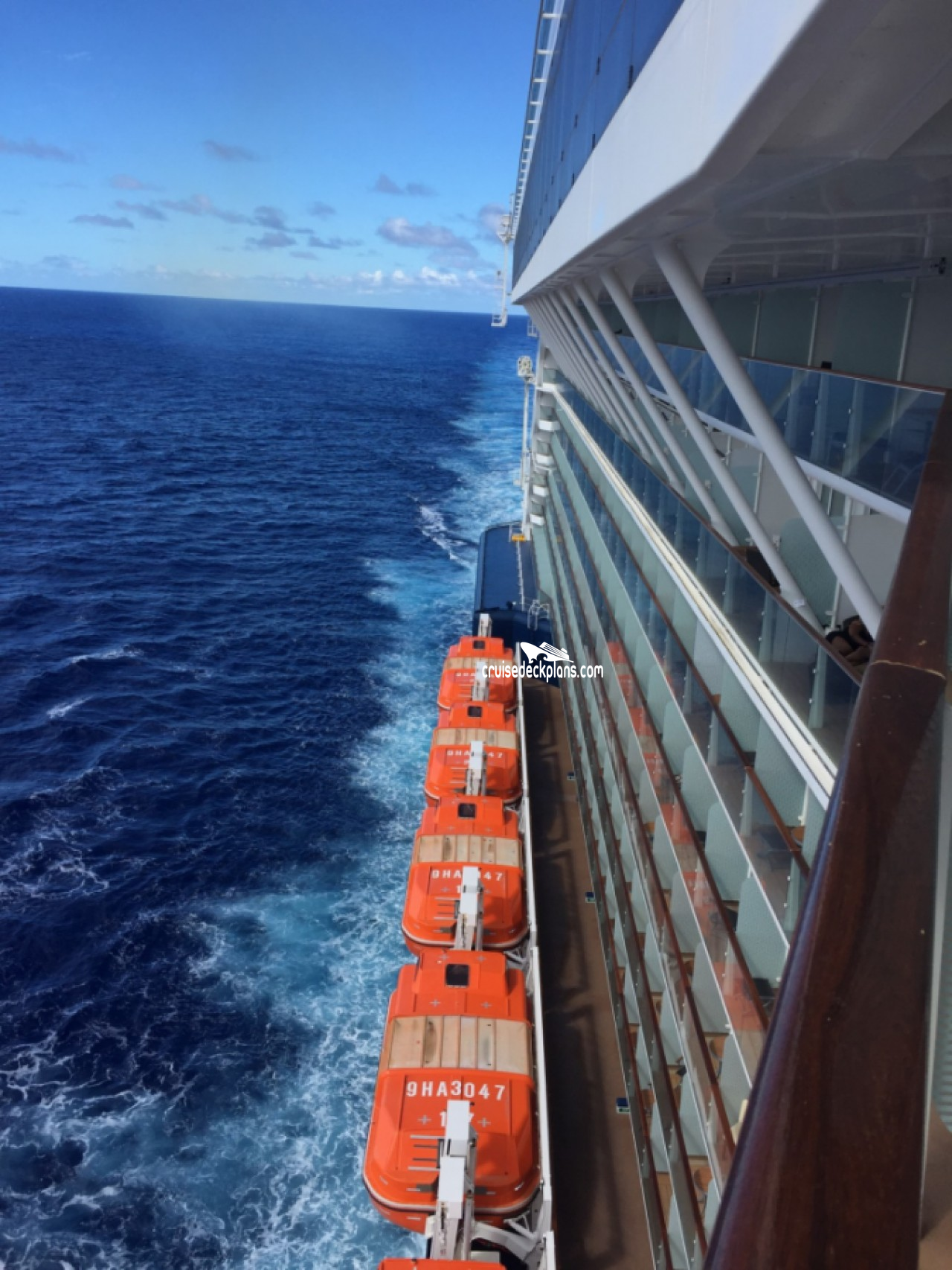 Carnival Dream Deck Plans, Diagrams, Pictures, Video