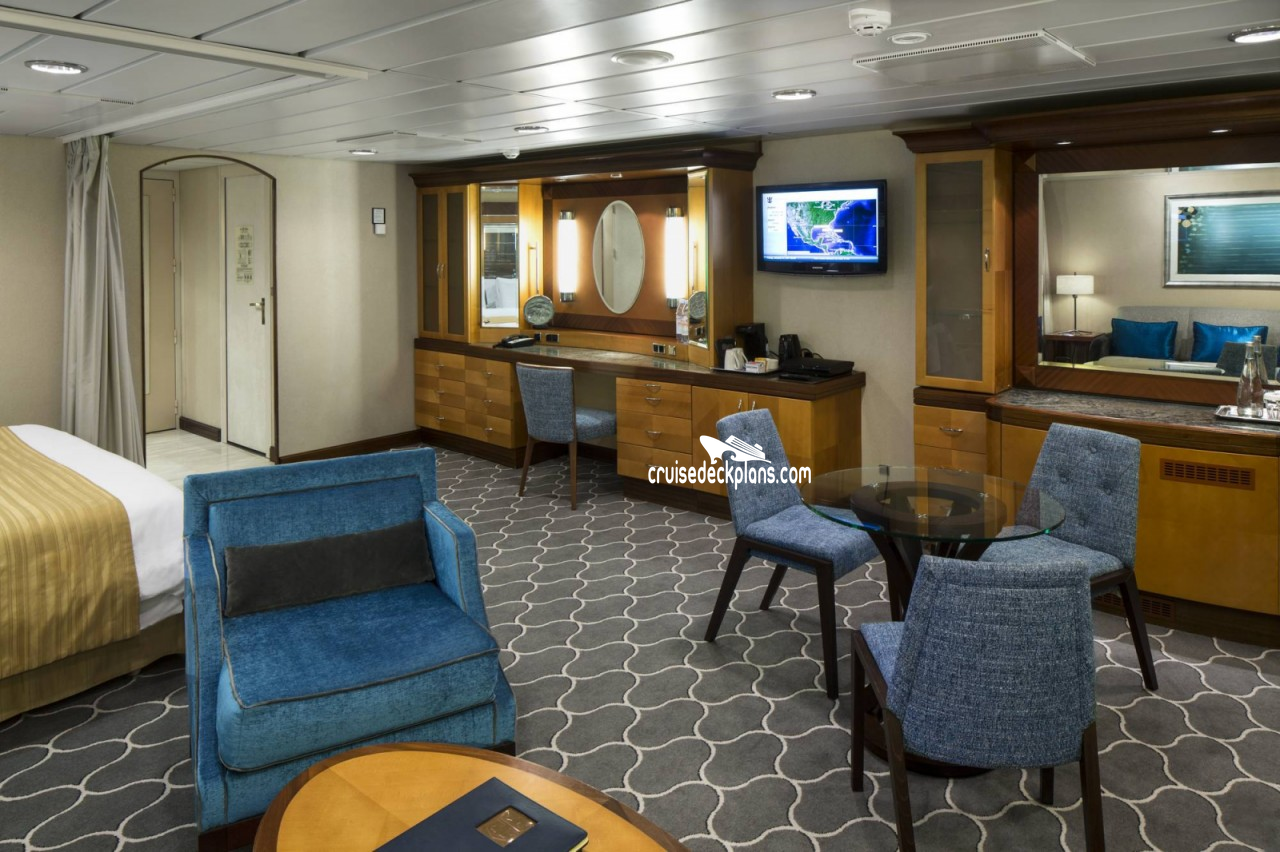 Majesty Of The Seas Owners Suite Category