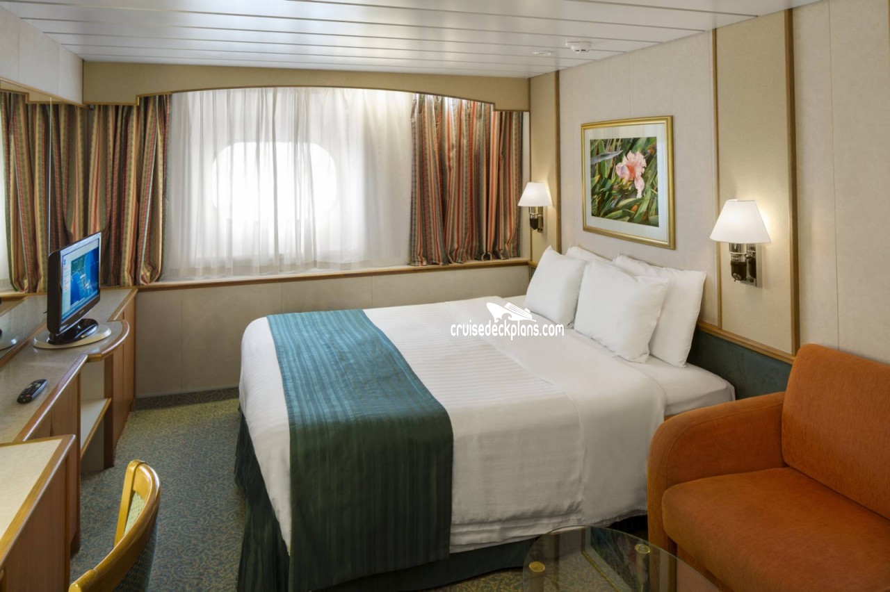 Majesty Of The Seas Deck 2 Deck Plan Tour