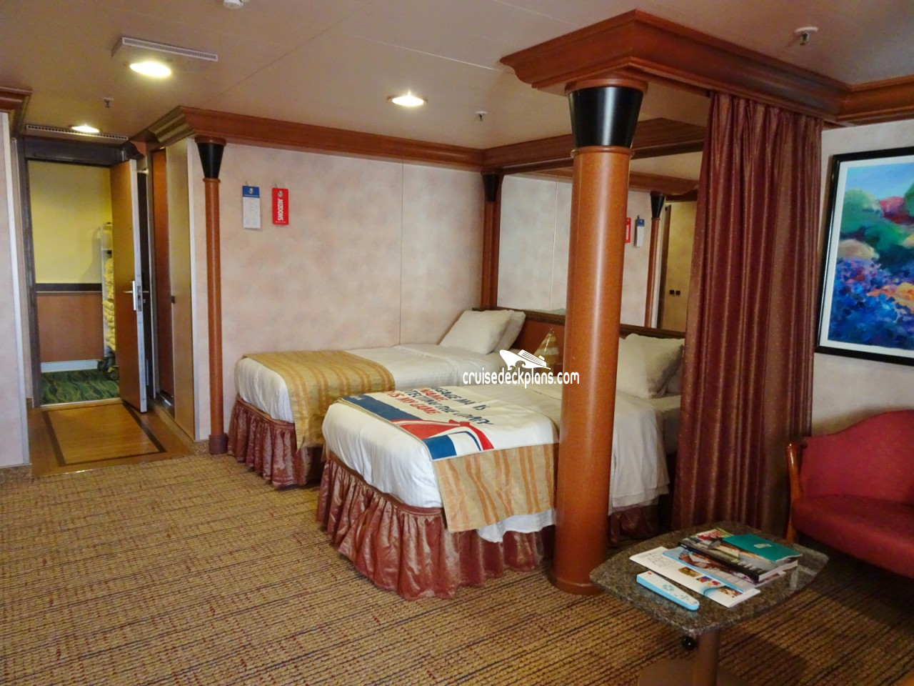 Carnival Fascination Grand Suite Category