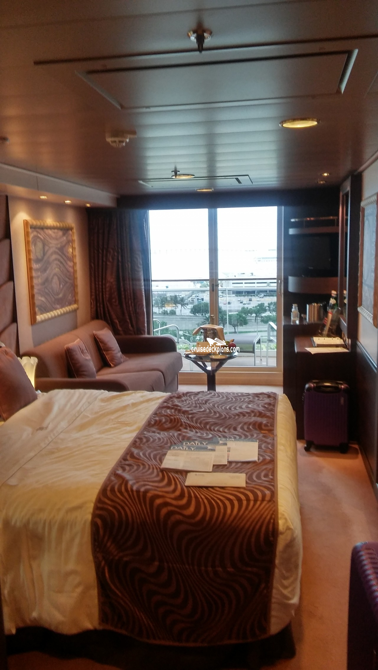 MSC Divina Yacht Club Suite Stateroom