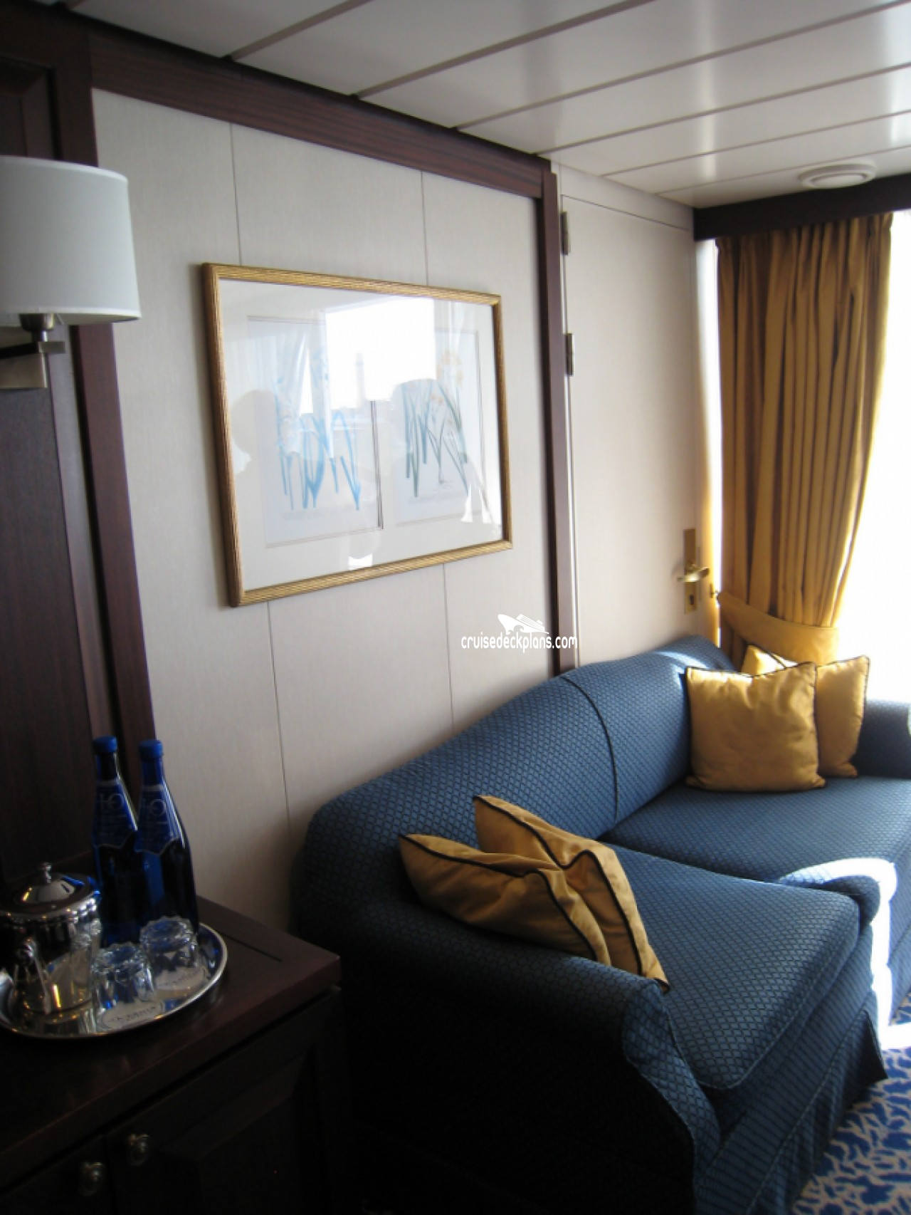 Penthouse Stateroom Picture