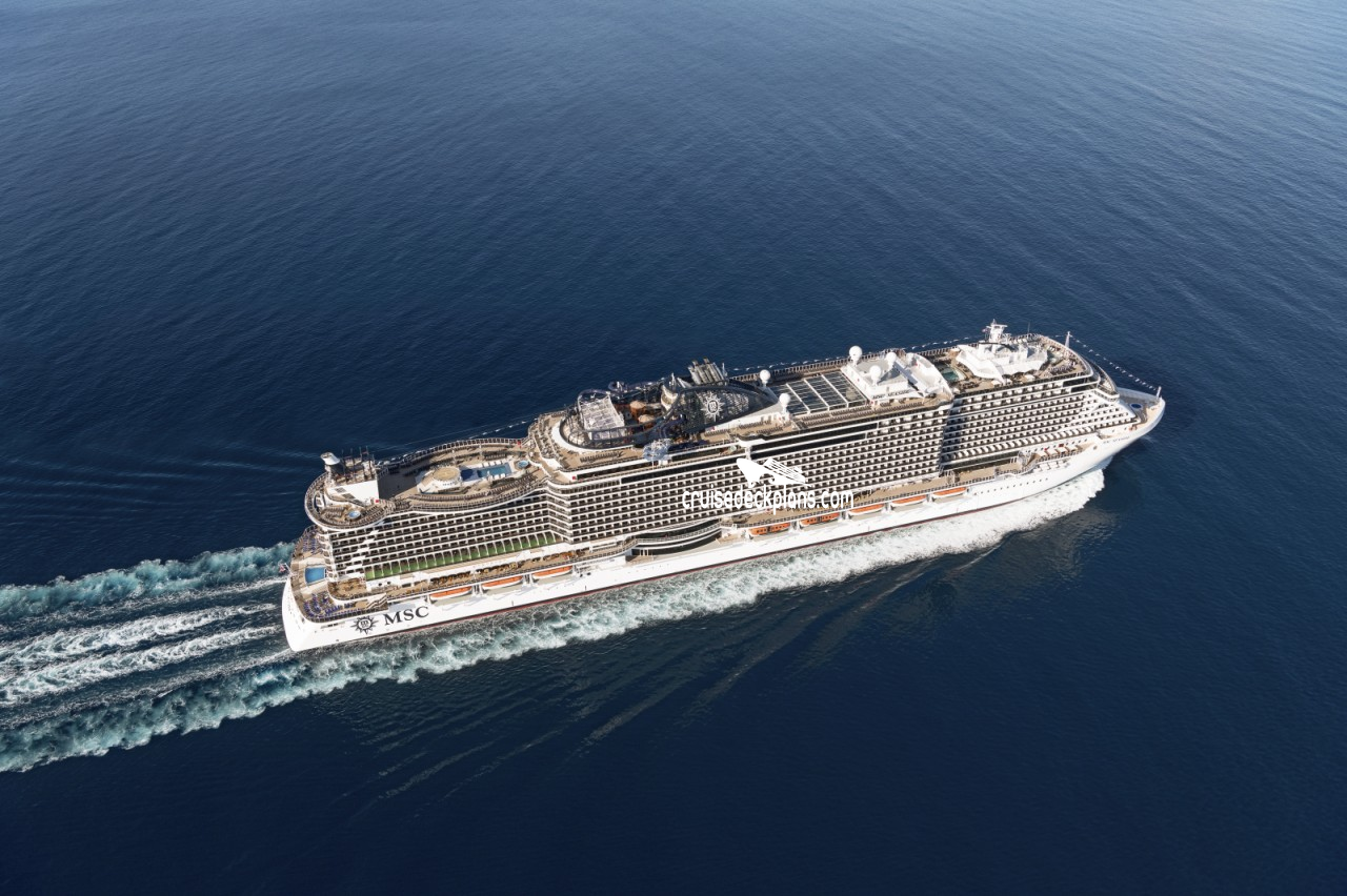 Msc Seaside Exterior Pictures