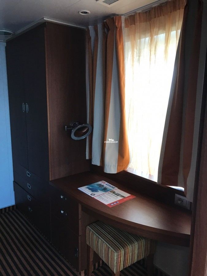Carnival Glory Captains Suite Category