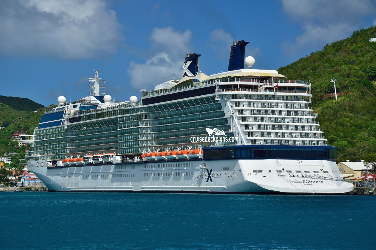 Celebrity Equinox cruise ship photos : Celebrity Cruises