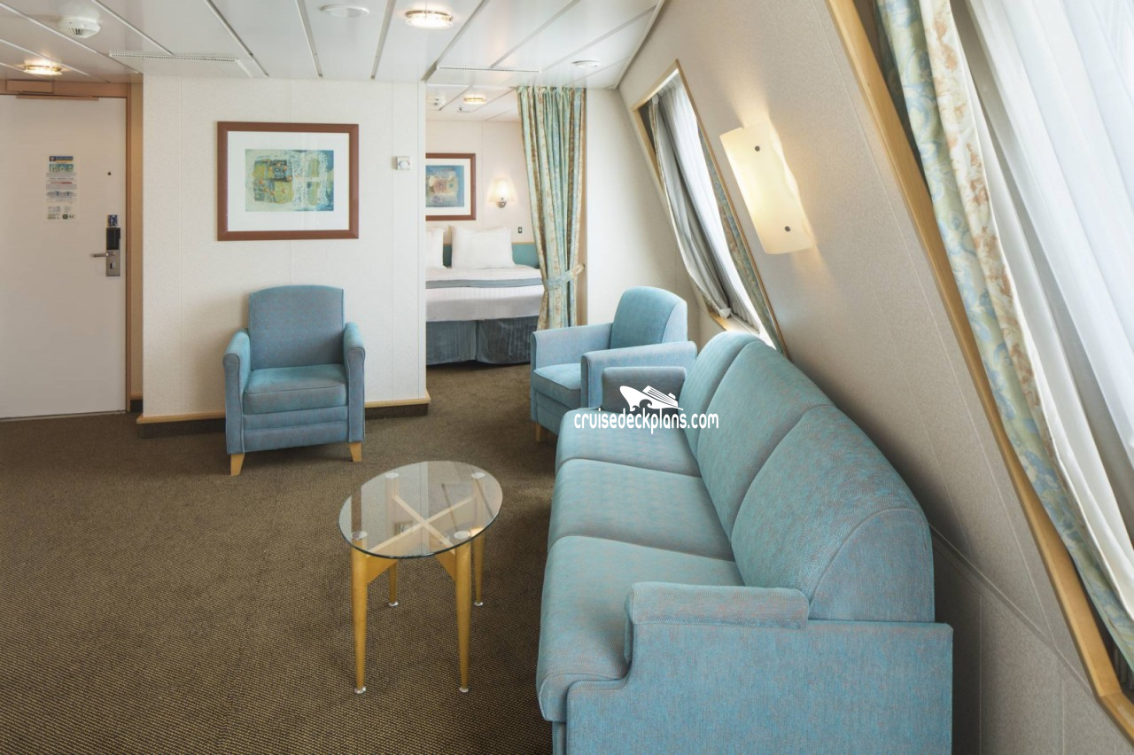 Adventure Of The Seas Ultra Spacious Oceanview Stateroom