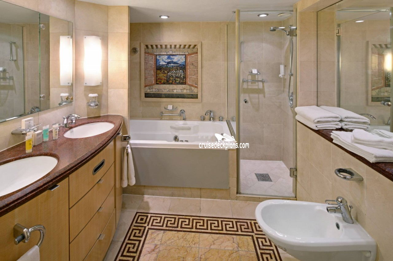 Adventure Of The Seas Owners Suite Category
