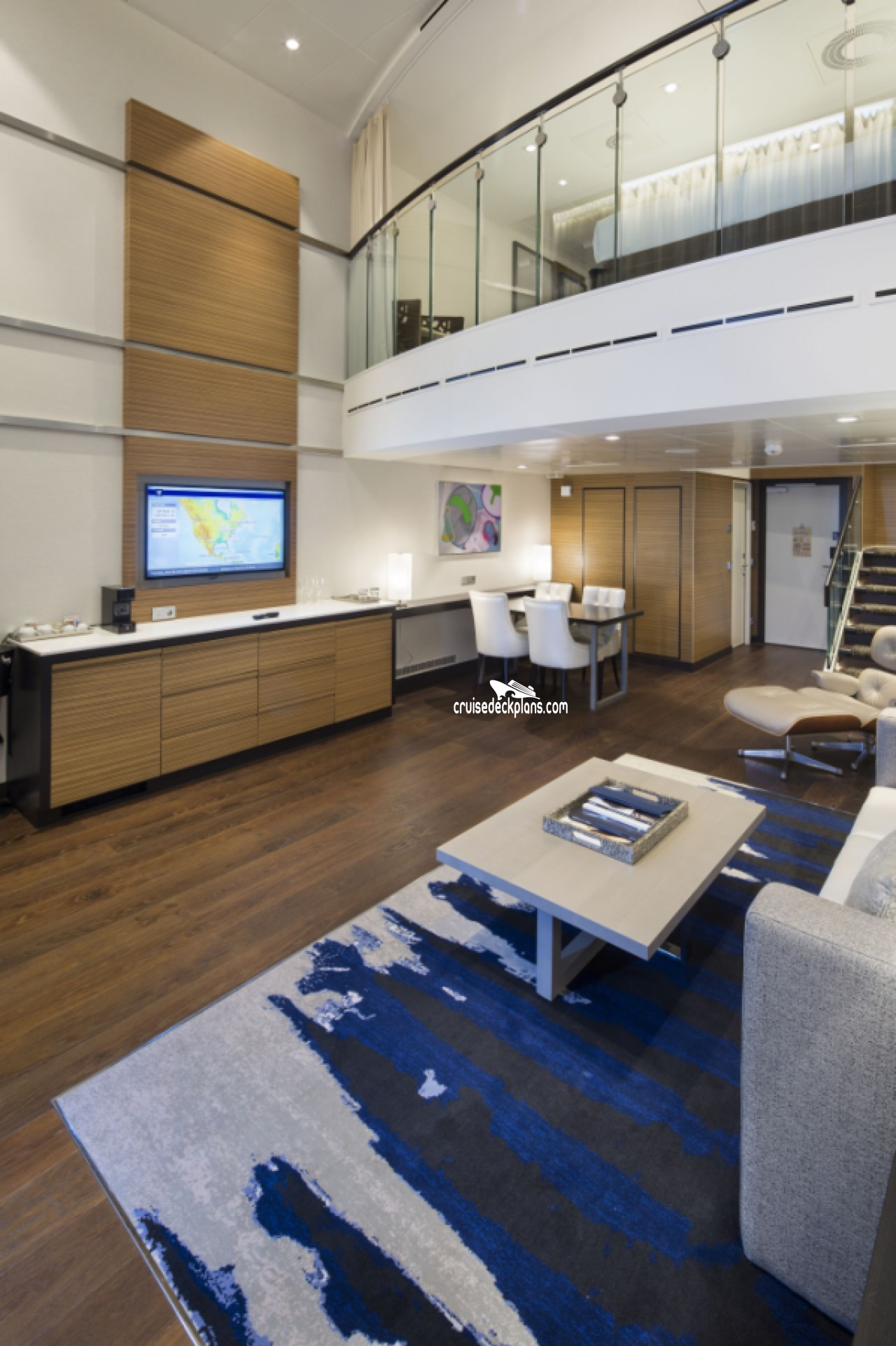 Anthem Of The Seas Deck Plans Diagrams Pictures Video
