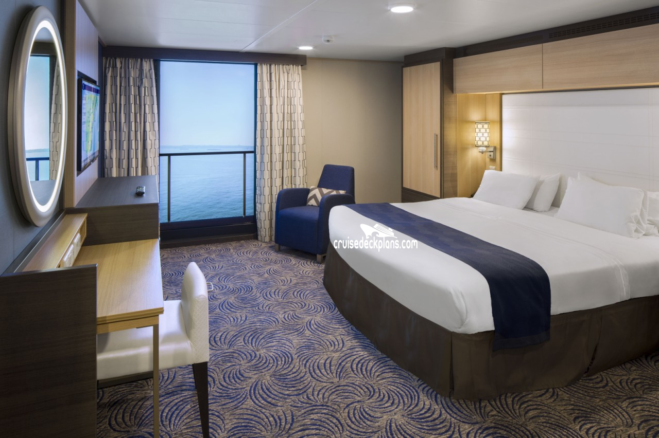 Anthem of the seas interior category for Anthem of the seas inside cabins