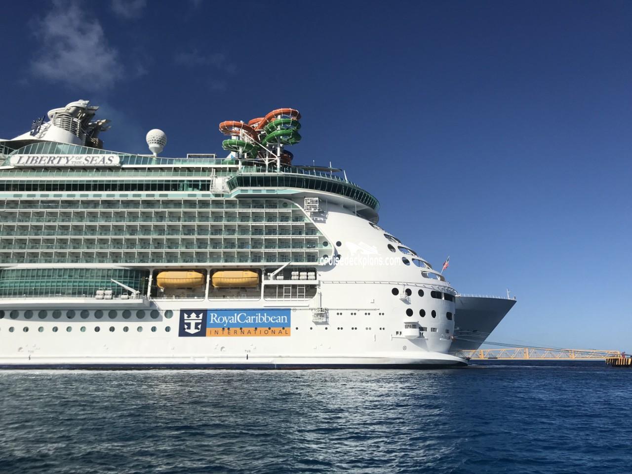 Royal Caribbean Liberty Of The Seas Deck Plan