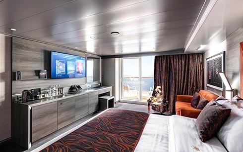 Msc Grandiosa Deck Plans Diagrams Pictures Video