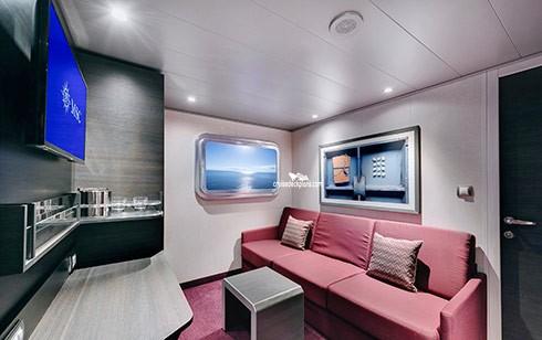 MSC Grandiosa Deck Plans, Diagrams, Pictures, Video