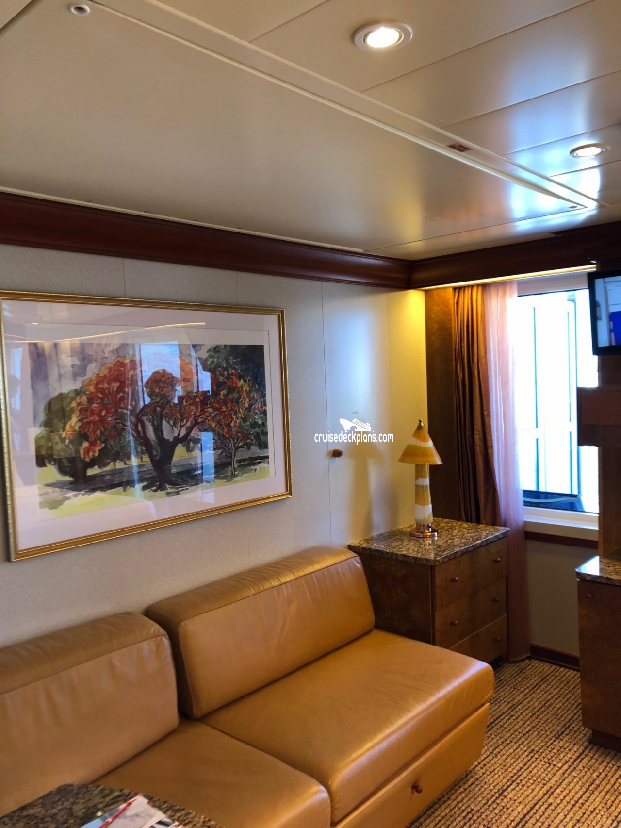Carnival Miracle Premium Balcony Stateroom