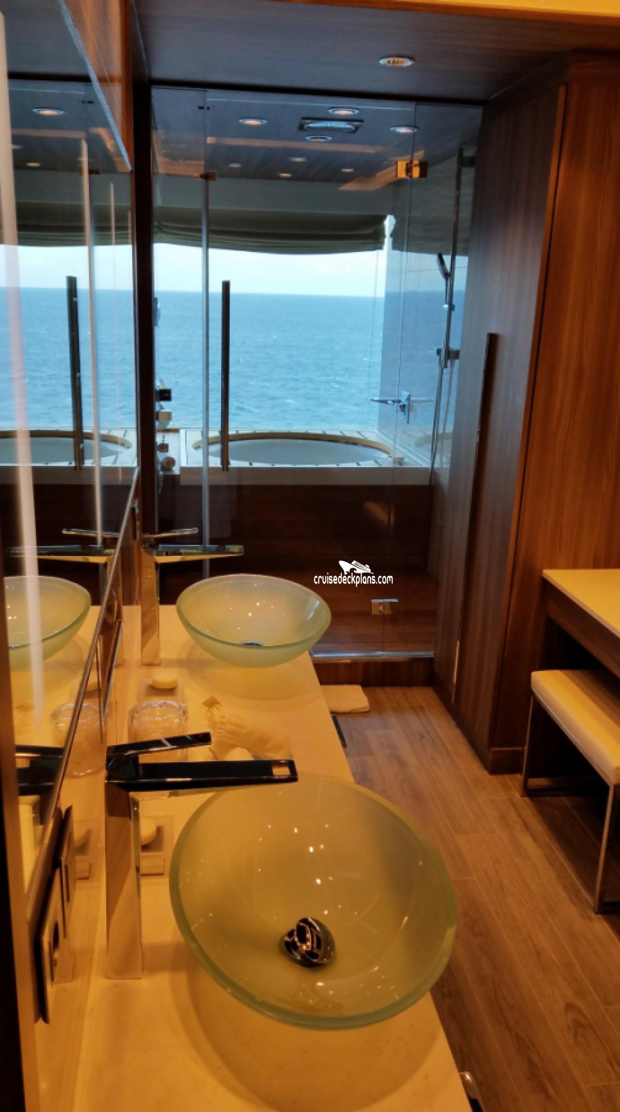 Azamara Quest Club Spa Suite Category