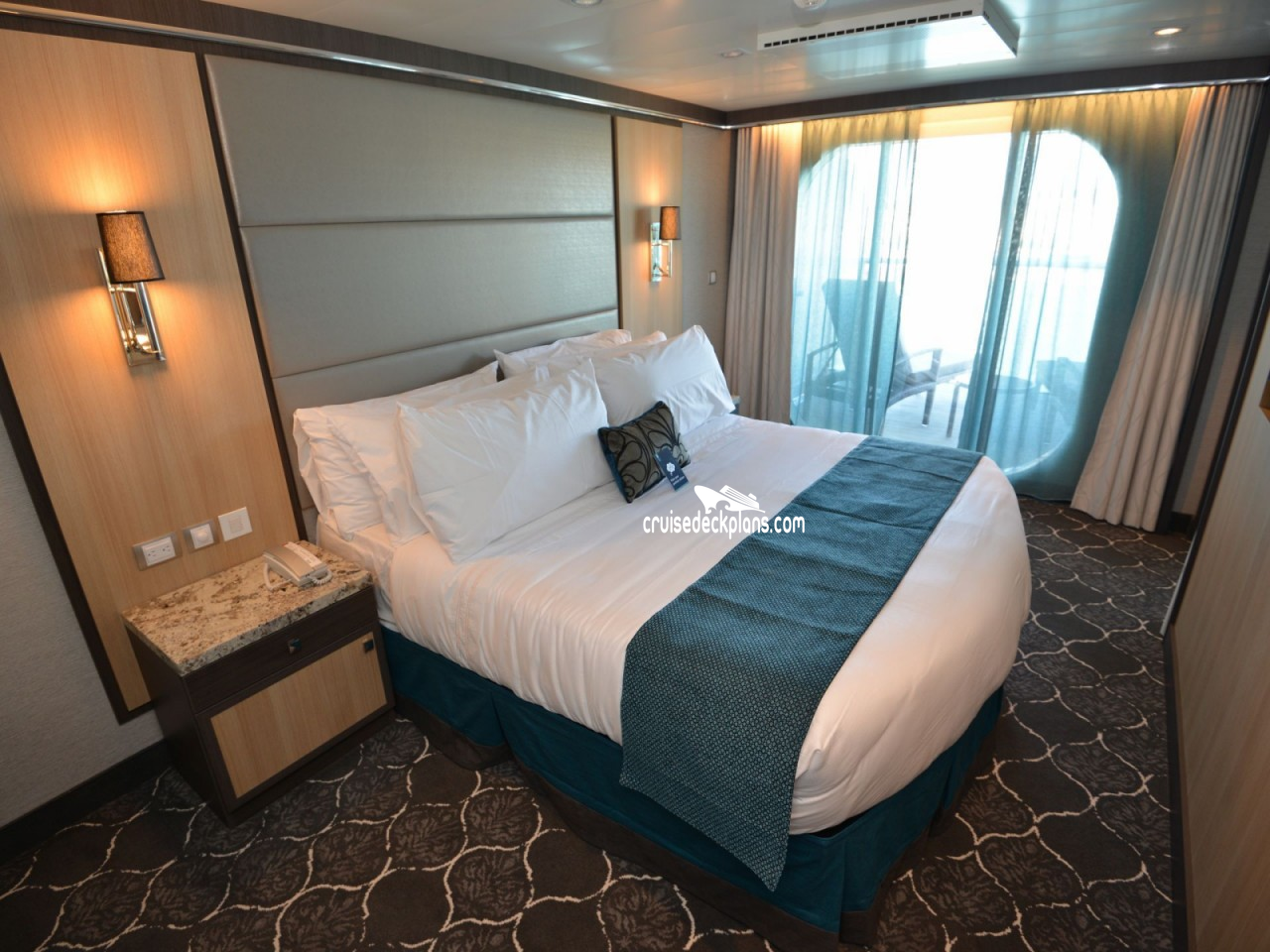 Symphony Of The Seas Owners Suite Details