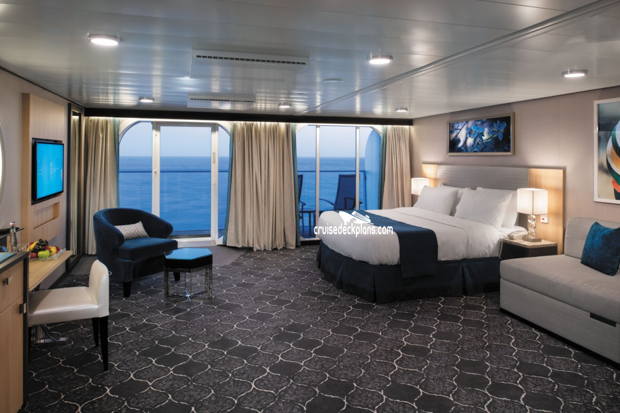 Symphony Of The Seas Junior Suite Details