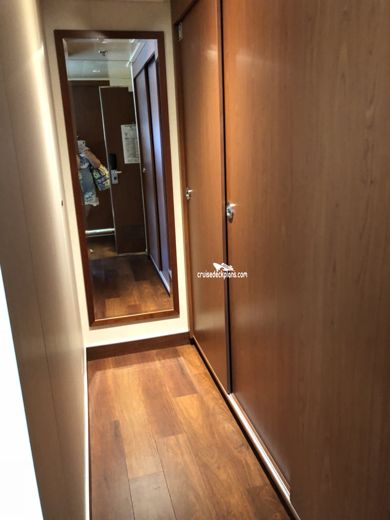 Carnival Victory Captains Suite Stateroom