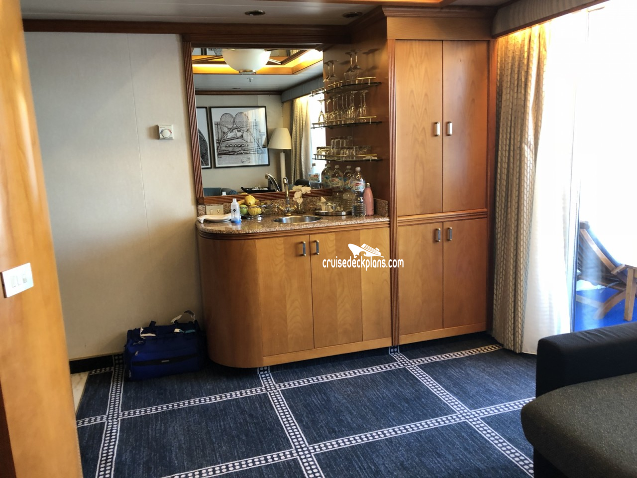 Pacific Explorer Deck Plans Diagrams Pictures Video